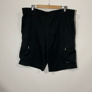 Nike Athletic Cargo Shorts